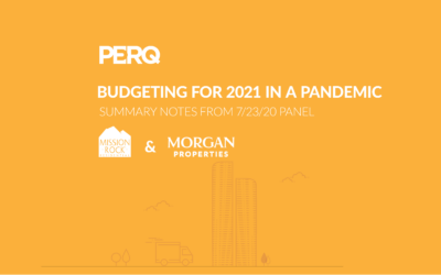 Multifamily Budgeting for 2021 During a Pandemic
