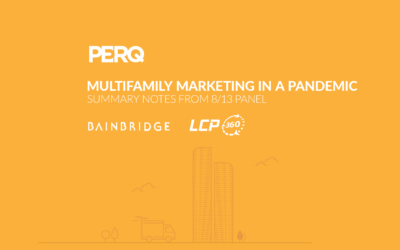 Multifamily Marketing in a Pandemic