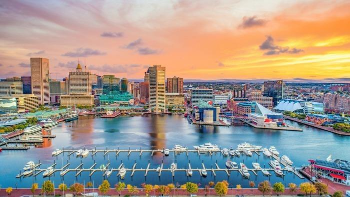 baltimore maryland skyline | multifamily events